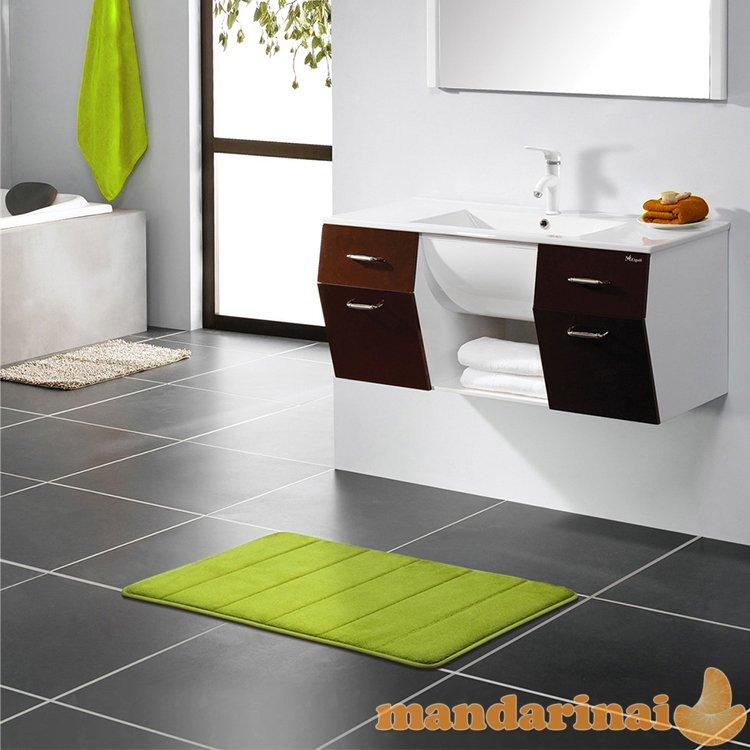Drėgmę sugeriantis mikropluošto grindų kilimėlis