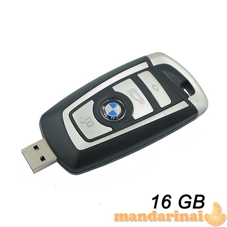 16GB BMW automobilio raktas - atmintinė