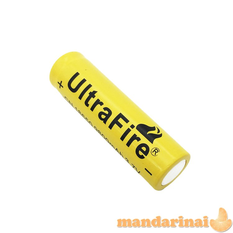 Orginalus ULTRAFIRE 9800mAh akumuliatorius