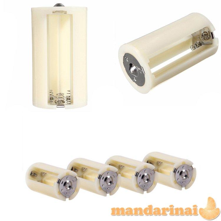 Adapteris D tipo baterijoms pakeisti