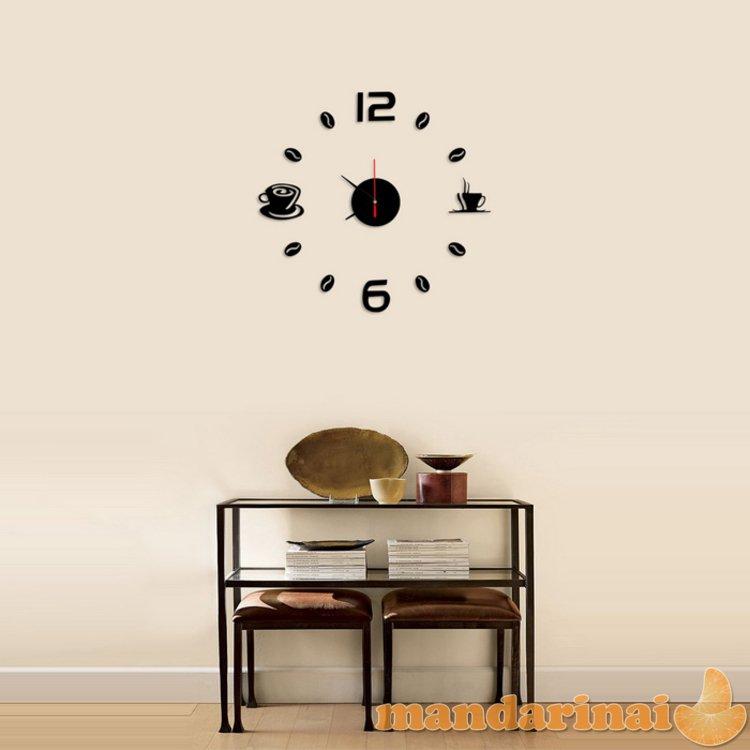 """3D sieninis laikrodis """"Kavos pertraukėlė"""""""
