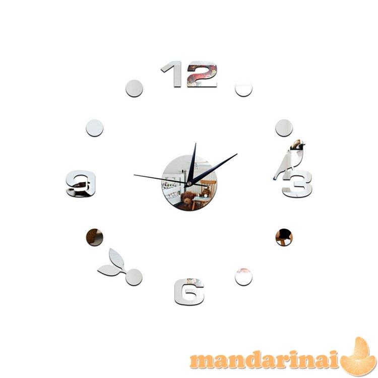 """3D sieninis laikrodis """"Paukštelis mažasis"""""""