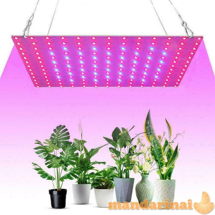 169 LED pakabinama panelė augalų auginimui