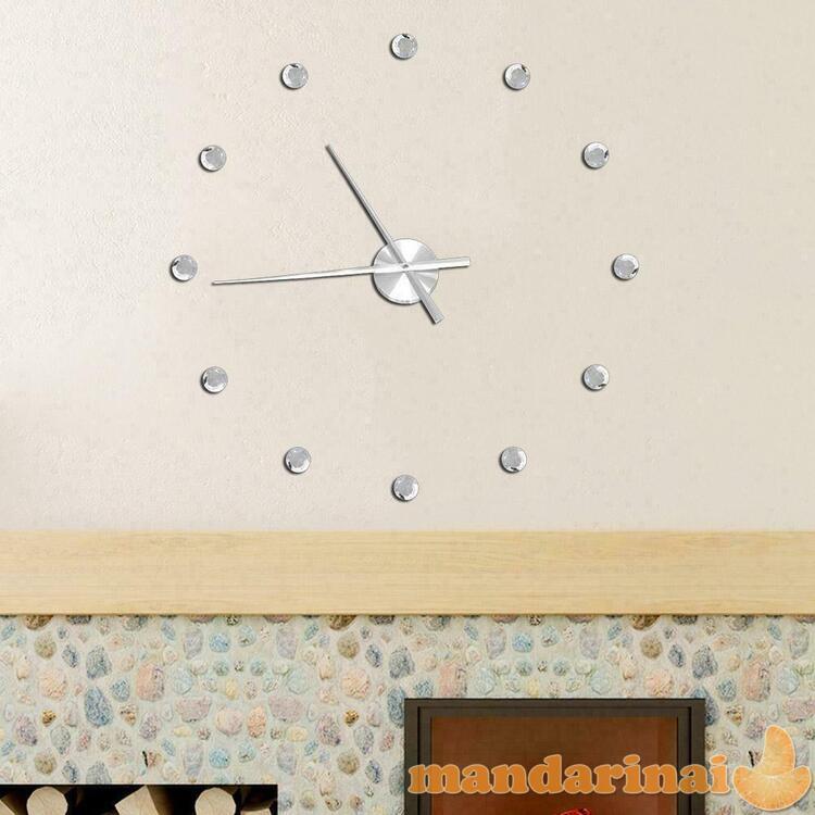 """3D sieninis laikrodis """"Taškeliai"""""""