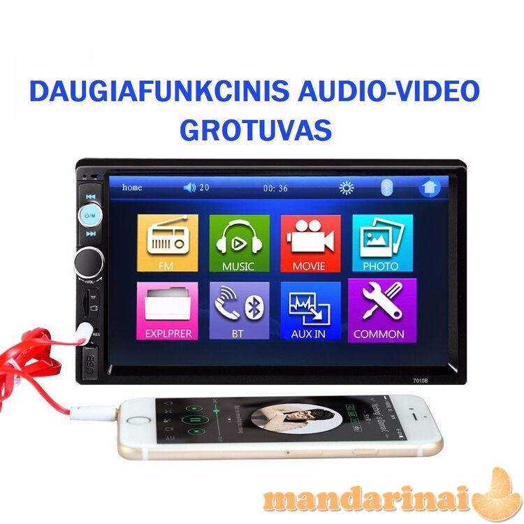 Audio- Video sistema automobiliui
