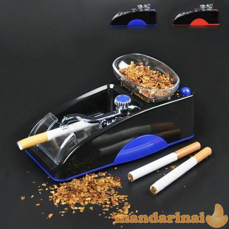 Elektrinis cigarečių kimšimo aparatas