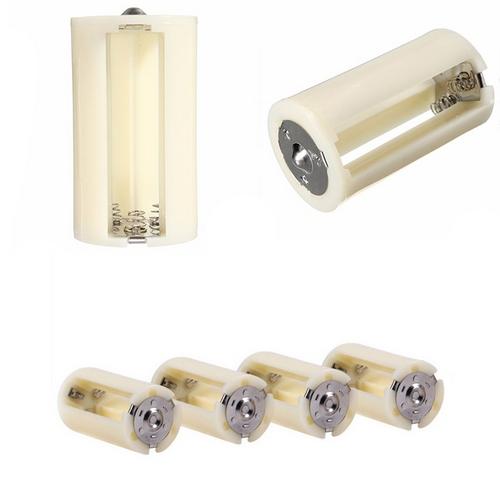 2.99  €  Adapteris D tipo baterijoms pakeisti
