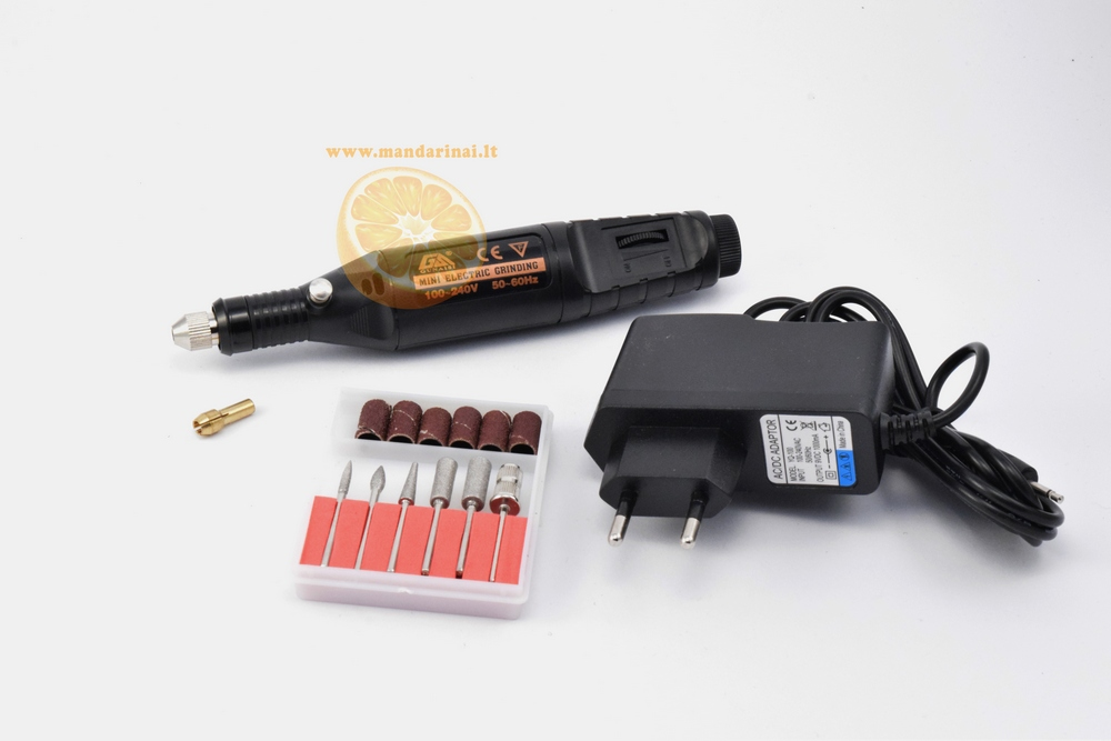 24.99 € įrankis graviravimui, šlifavimui, frezavimui ir poliravimui