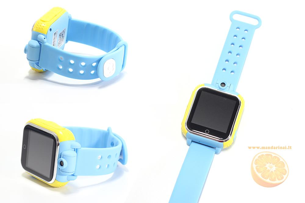 79.00 € Išmanusis vaikiškas laikrodis - telefonas