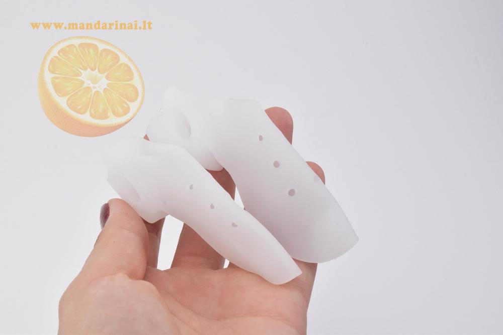 1.99 € minkšti guminiai tarpupirščiai mažiesiems pirštams