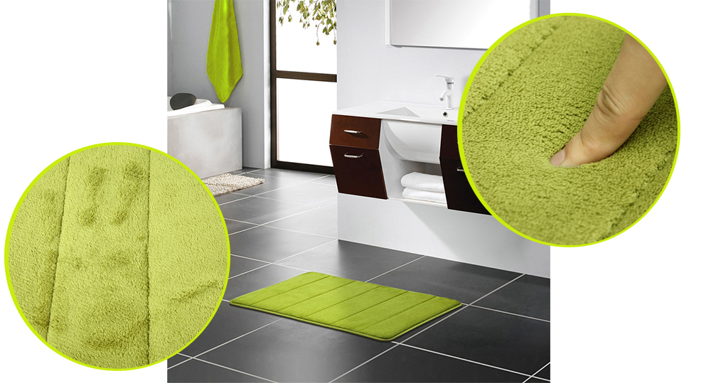9.99 € Drėgmę sugeriantis mikropluošto grindų kilimėlis