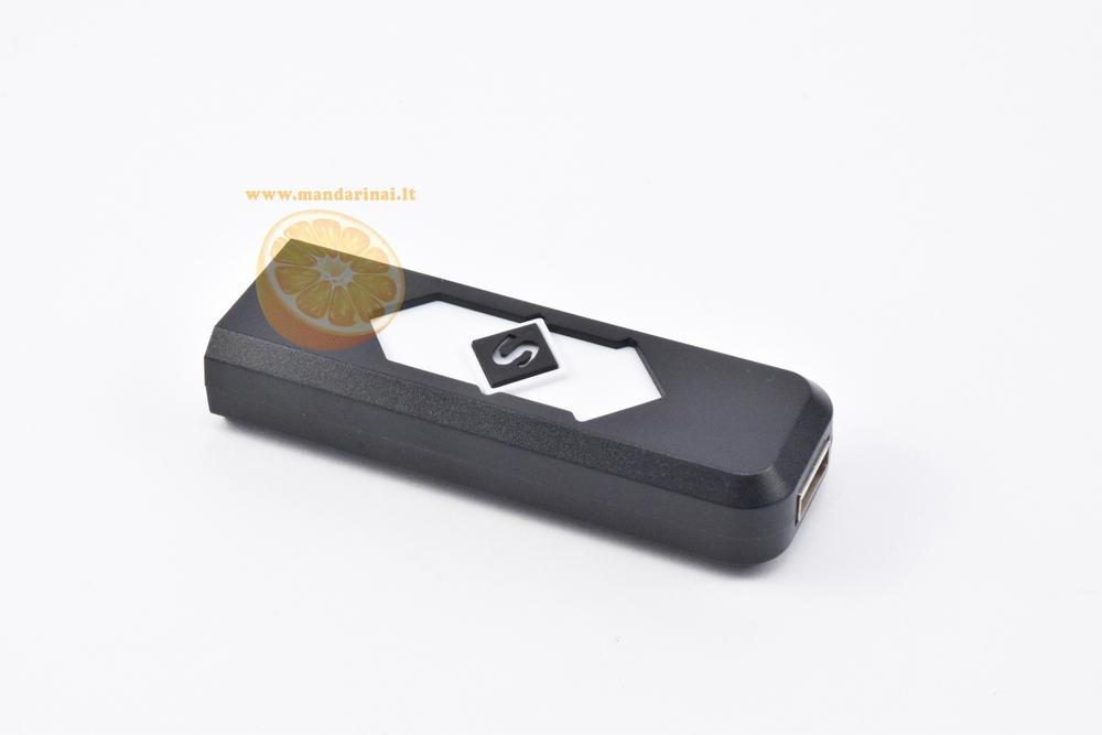 3.99 € pakraunamas USB žiebtuvėlis